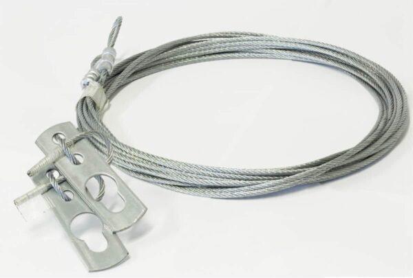 Garasjeport wire